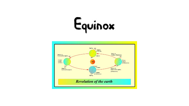 Equinox meaning