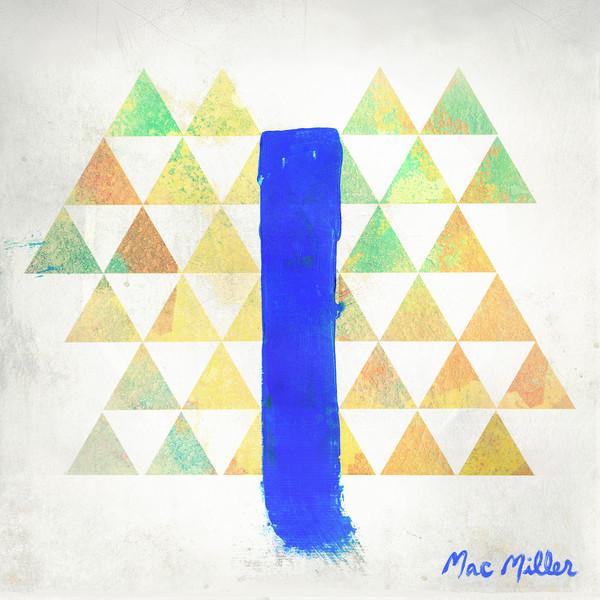 Mac Miller - Blue Slide Park Cover