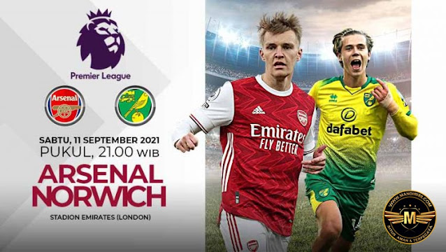 Prediksi Arsenal Vs Norwich City