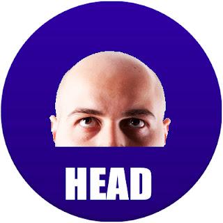 head in spanish