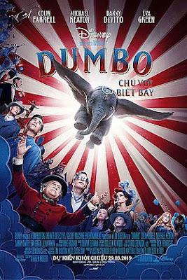 CHÚ VOI BIẾT BAY - Dumbo