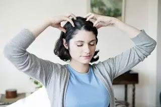 Scalp Massage For Hair Growth