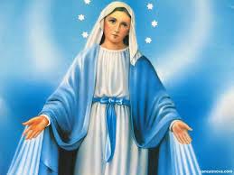 Cantos para missa da Assunção de Maria
