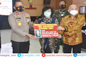 Wow, Pengusaha Asal Aceh Beri Hibah Dua Triliun ke Polda Sumsel