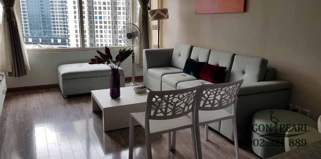 Cho thuê căn hộ TOPAZ 2 Saigon Pearl - hình 5