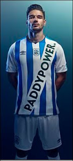 Huddersfield Paddy Power Kit 2019/20