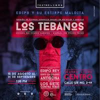 POS3 LOS TEBANOS | Teatro Libre