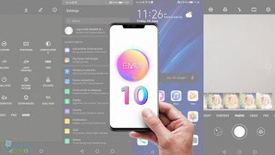 EMUI 10: Huawei  divulga as datas de lançamento para o Android 10 nos seus smartphones