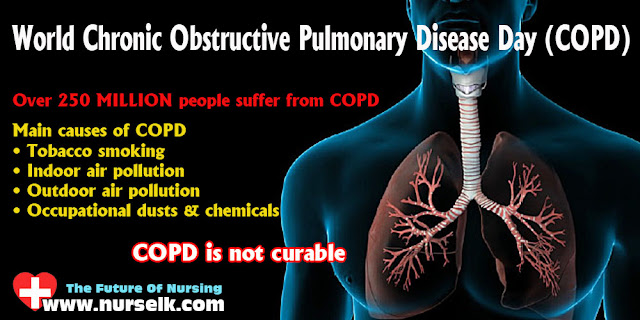 Chronic Obstructive Pulmonary Disease Day (COPD)