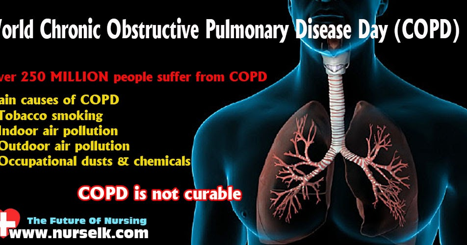 adult chronic disease in lung