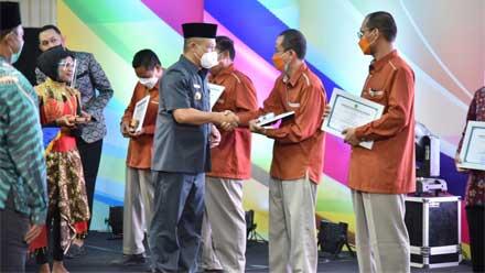 Bupati Kebumen Launching Universitas Muhammadiyah Gombong