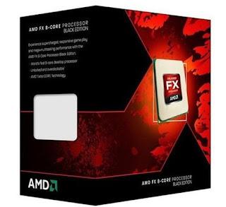 Processor AMD Rog