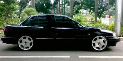 Timor Black Elegant