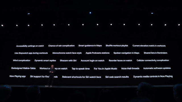 watchOS 6 Bring more apps, watchOS 6, watch, apple watch, apple watch watch, features for Apple Watch, smartwatchs, apple, Apple WWDC 2019, tech, new tech, news,