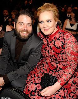 Singer Adele Set To Tie Knots With Boyfriend Of 5 Years, Simon Konecki