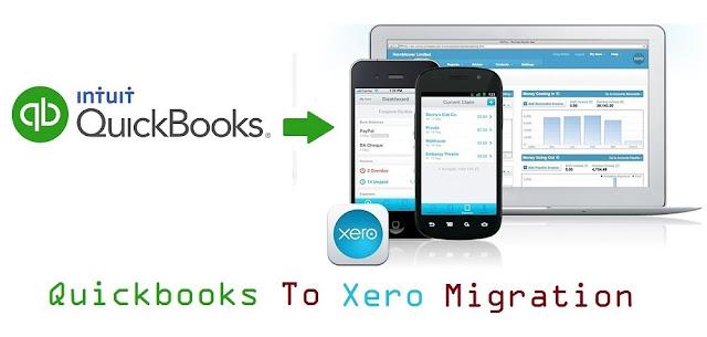 Quickbooks To Xero Conversion