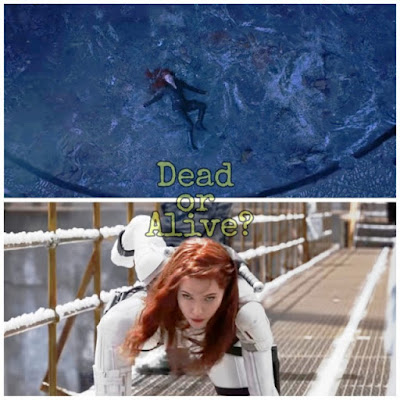 Vormir Theory- Black Widow is Still Alive in Marvel(MCU)