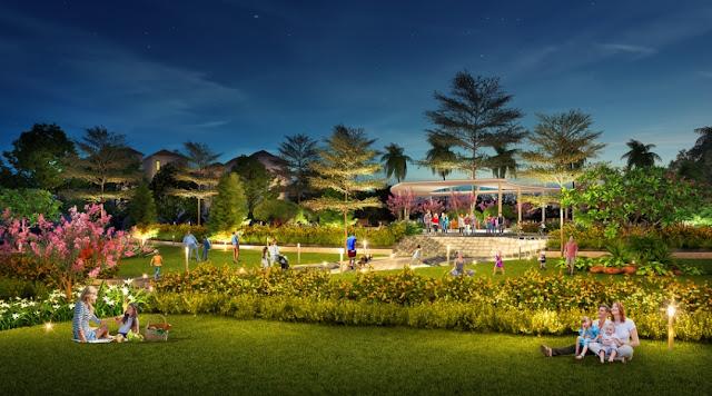 Dự án Sunshine Helios Ciputra Shopvillas Tây Hồ Tây Hà Nội