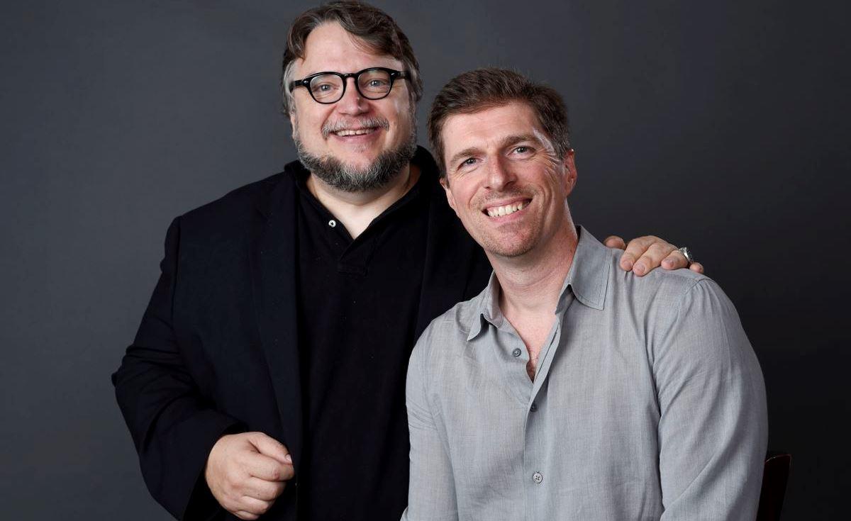 Guillermo Del Toro e Chuck Hogan