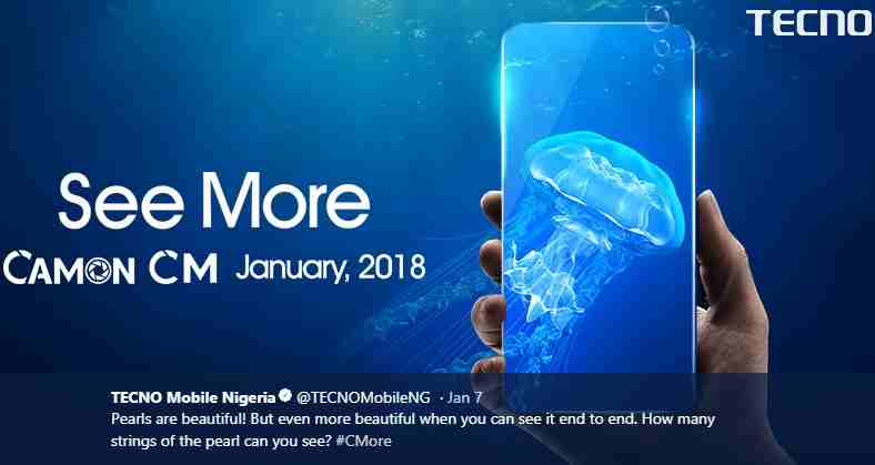 Image result for tecno camon CM