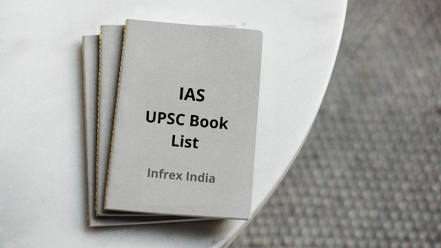UPSC Book list for IAS - Get all important Books here.