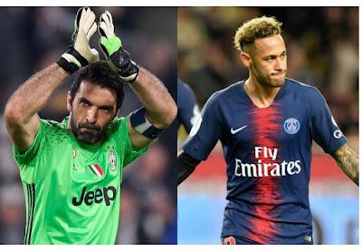 Tetesi za Soka Ulaya Leo Jumatatu: Coutinho, Buffon, Neymar, Bale, Ndombele, Cahill, Dumfries