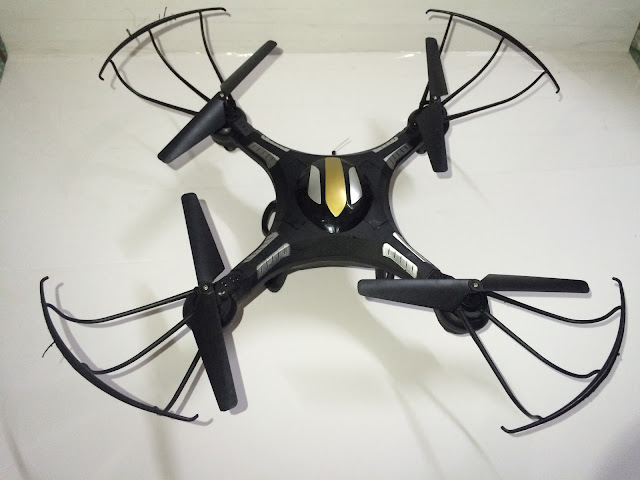 Hình ảnh thực tế máy bay UFO drone SCN006_1
