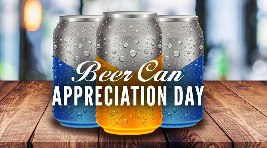 National Beer Can Appreciation Day Wishes Lovely Pics