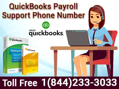 QuickBooks Payroll Support Number USA