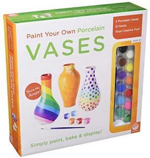 Paint Vases - Kit