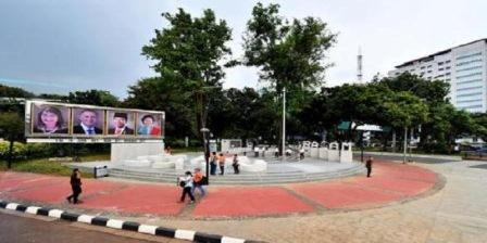 Permalink ke Taman Pandang Istana, Tempat Wisata Murah di Jakarta