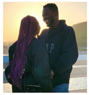 Adekunle Gold And Simi Loved Up In New Photo