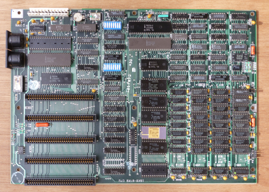 IBM PC 5150 motherboard