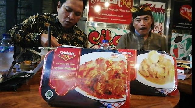 Gus Nuril Harapkan Pemerintah Beri Dukungan Penuh pada MakanKu