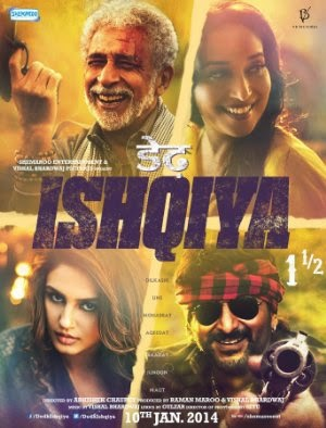 Download Films Dedh Ishqiya (2014) 720p DVDRip