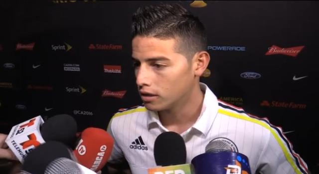 James: Saya Ingin Tinggal Di Sebuah Klub Besar Seperti Madrid