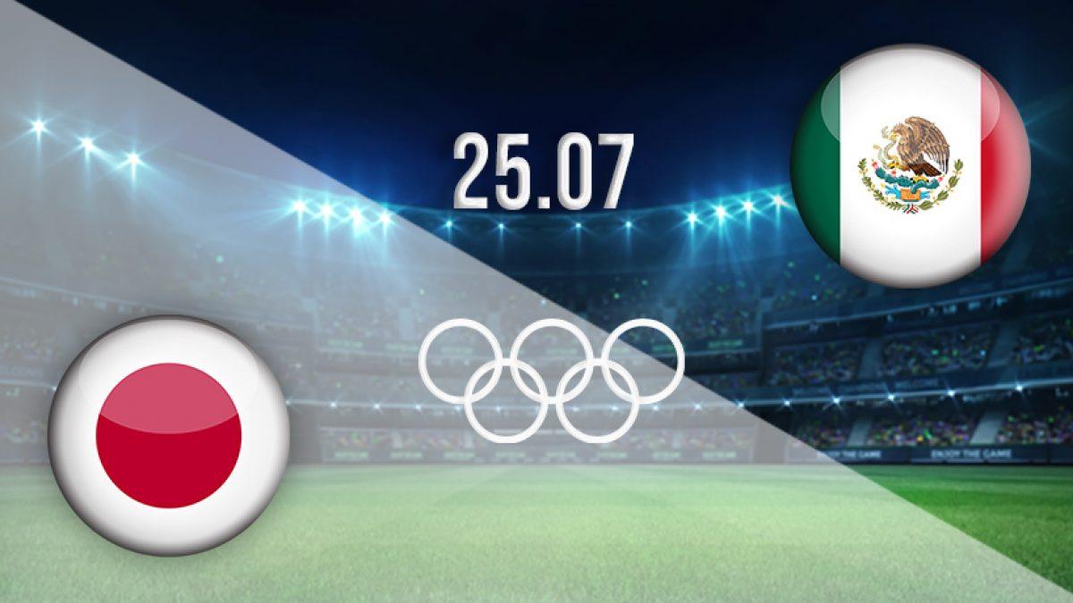 مباراة المكسيك واليابان اليوم
