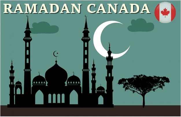 Ramadan 2020 Canada Calendar | Timetable Sehr o Aftar