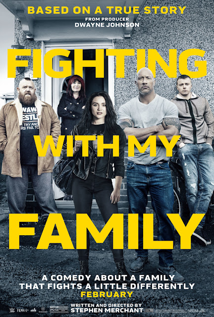 FIGHTING WITH MY FAMILY (2019) ταινιες online seires xrysoi greek subs