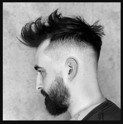 best faux hawk haircuts