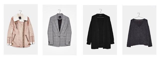 Zara or Bershka affordable fashion