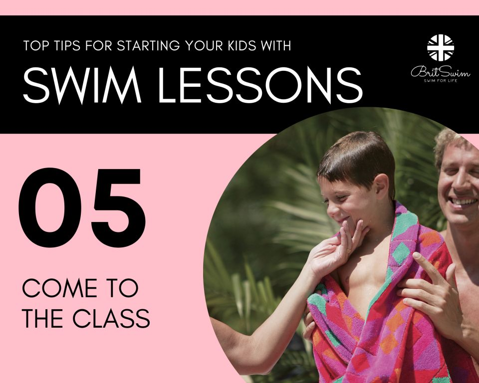 Learn swimming in Muscat with BritSwim