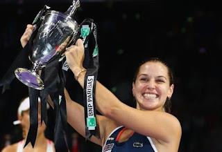 TENIS (WTA Finals 2016) - La novata Cibulkova es la nueva maestra derrotando a la nº 1 Kerber