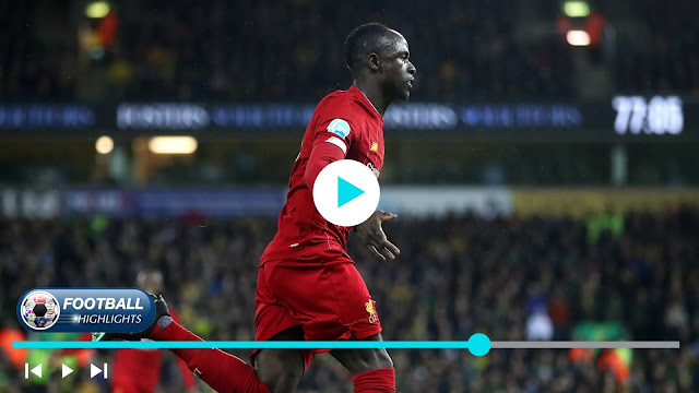 Norwich City vs Liverpool – Highlights