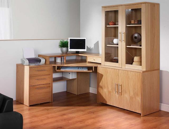 best buy Jordan's home office furniture corner for sale