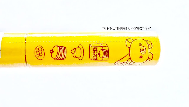 Review A'PIEU Rilakkuma Skinny Waterproof Mascara