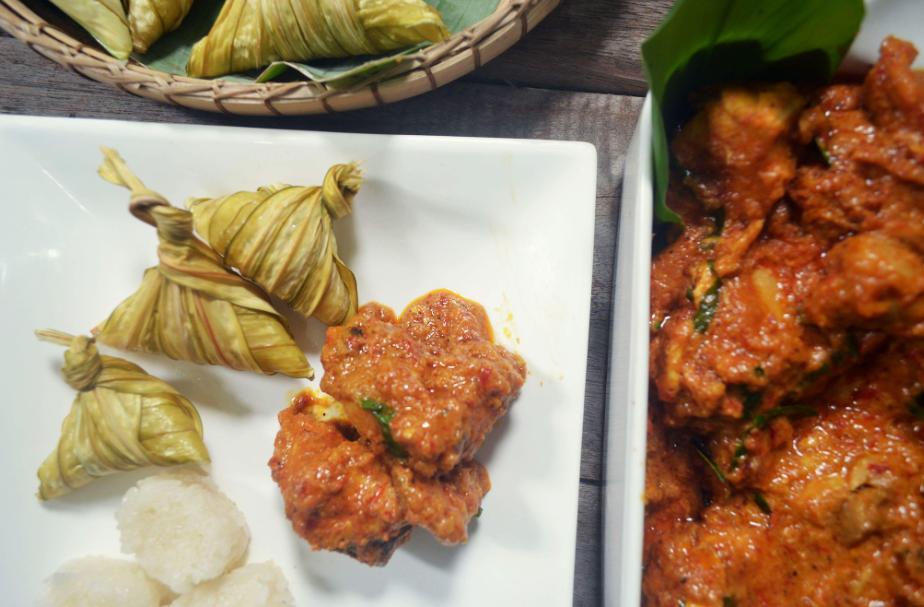 Cara Masak Rendang Ayam Mudah Sedap