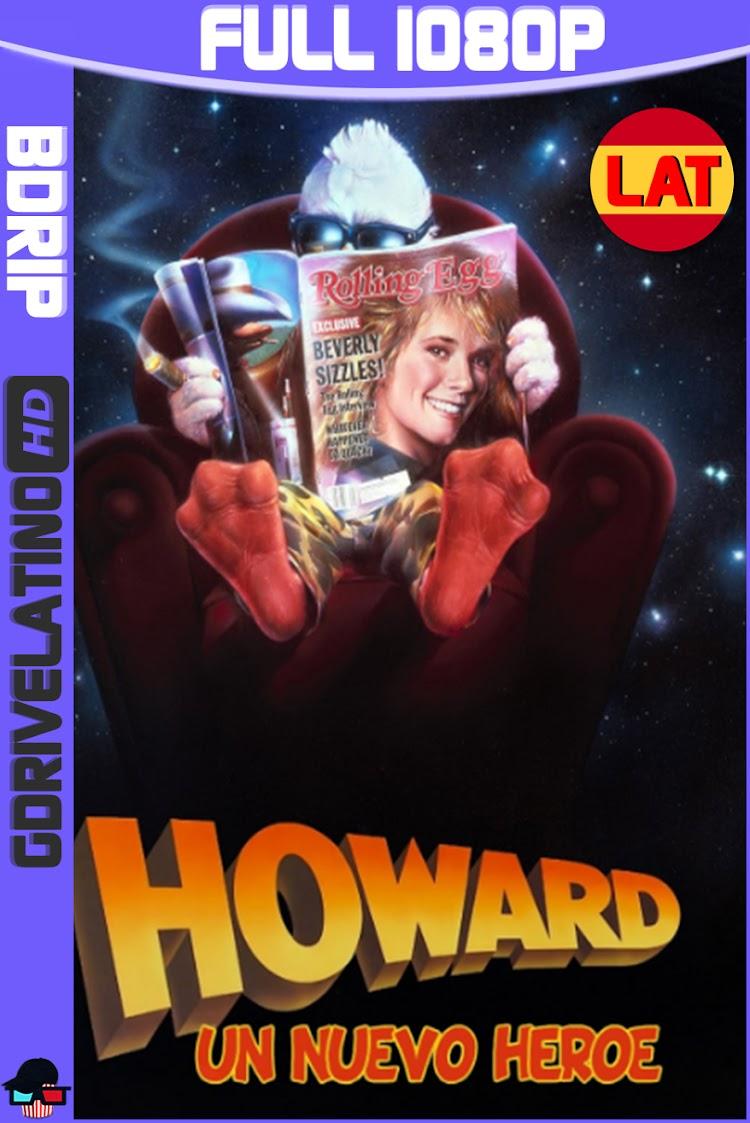 Howard : El Pato (1986) BDRip 1080p Latino-Ingles MKV