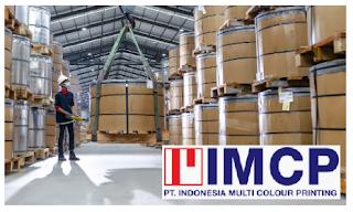 Lowongan Kerja PT Indonesia Multi Colour Printing Tingkat D3 Juni 2020