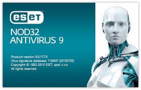 ESET Nod32 Antivirus 9 with License Key